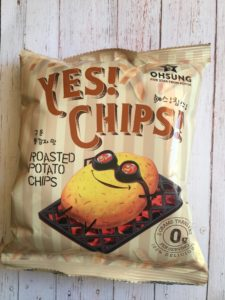 Snack Sunday: Yes! Chips! Roasted Potato Chips