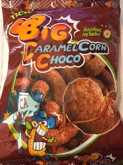Snack Sunday: Big Caramel Corn Choco
