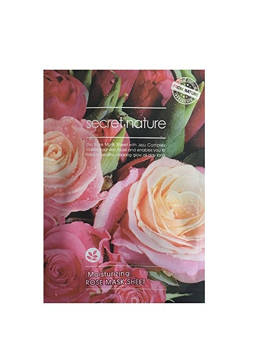 beautiFRIDAY: Secret Nature- Rose Mask