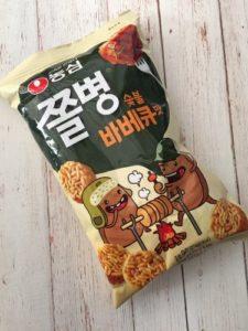 Snack Sunday: Nongshim Jjol Byeong Snack