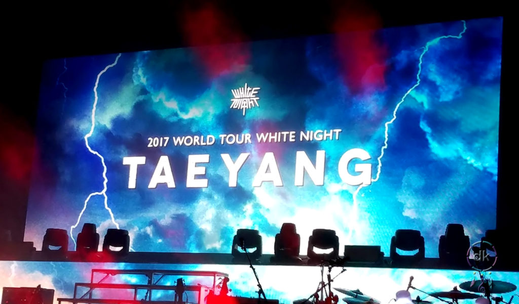 Dreamkatchers Initiative | TAEYANG: WHITE NIGHT in San Jose