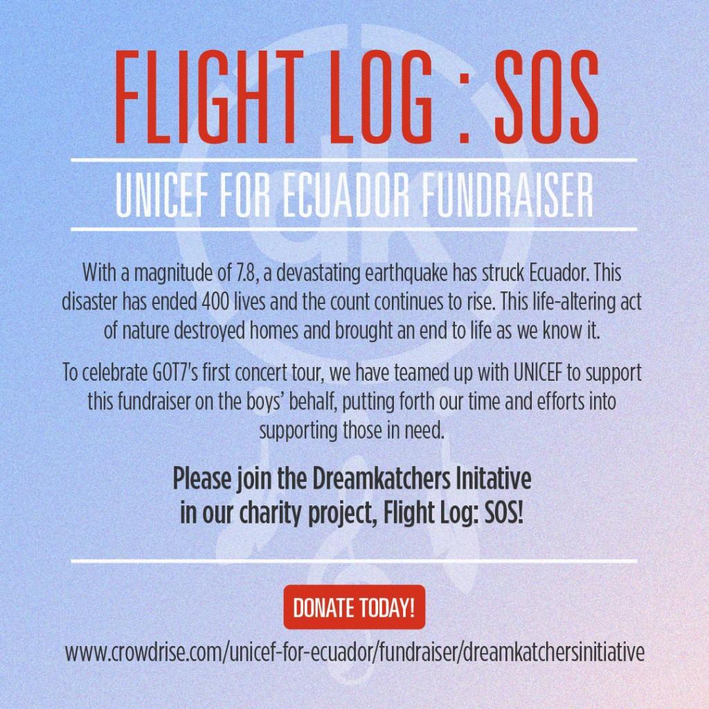 flight log : SOS