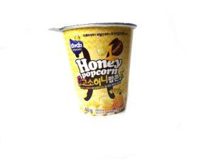 Snack Sunday: Darda Honey Popcorn