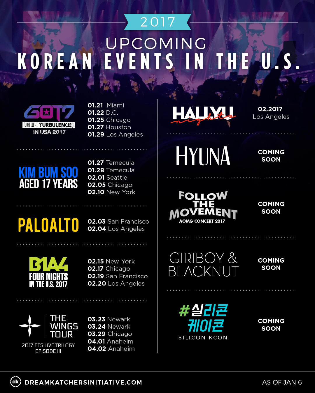 Kpop concerts in chicago