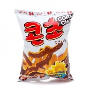 Snack Sunday: Crown Corn Cho