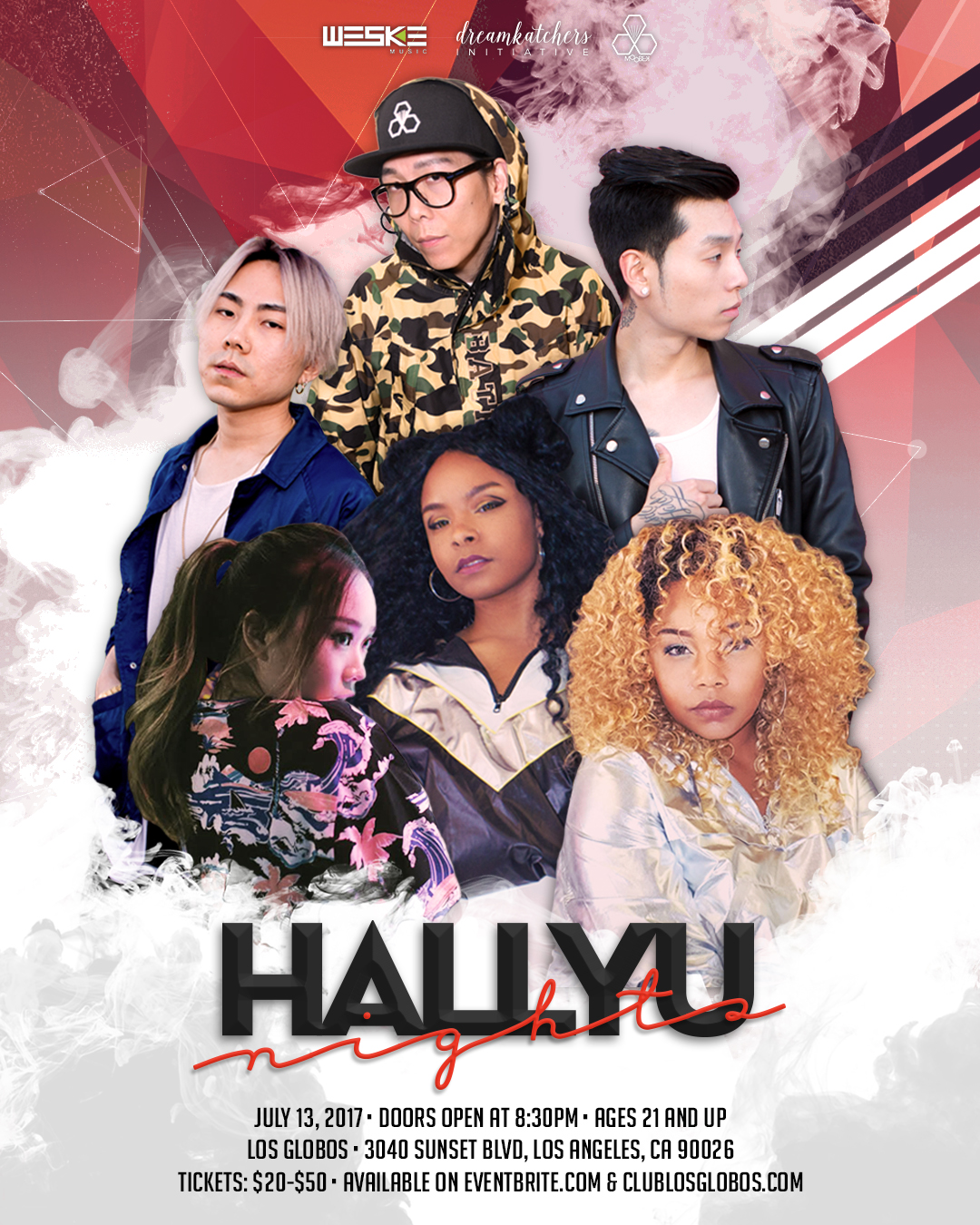"Dreamkatchers Initiative presents ""Hallyu Nights"""