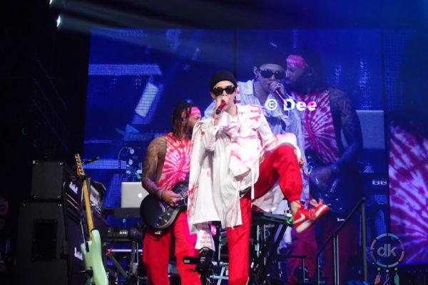 Dreamkatchers Initiative: G-Dragon in San Jose July 14, 2017