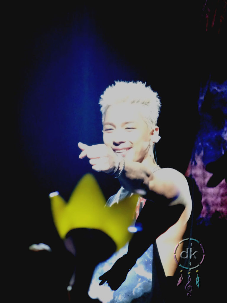Dreamkatchers Initiative | TAEYANG: WHITE NIGHT in ATLANTA – Review & Recap