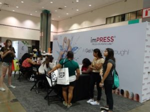 Adventure time with DKI: KCON Beauty Segment