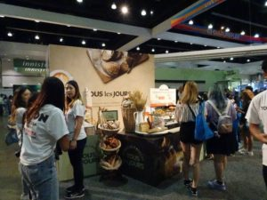 Adventure time with DKI: KCON Food Segment