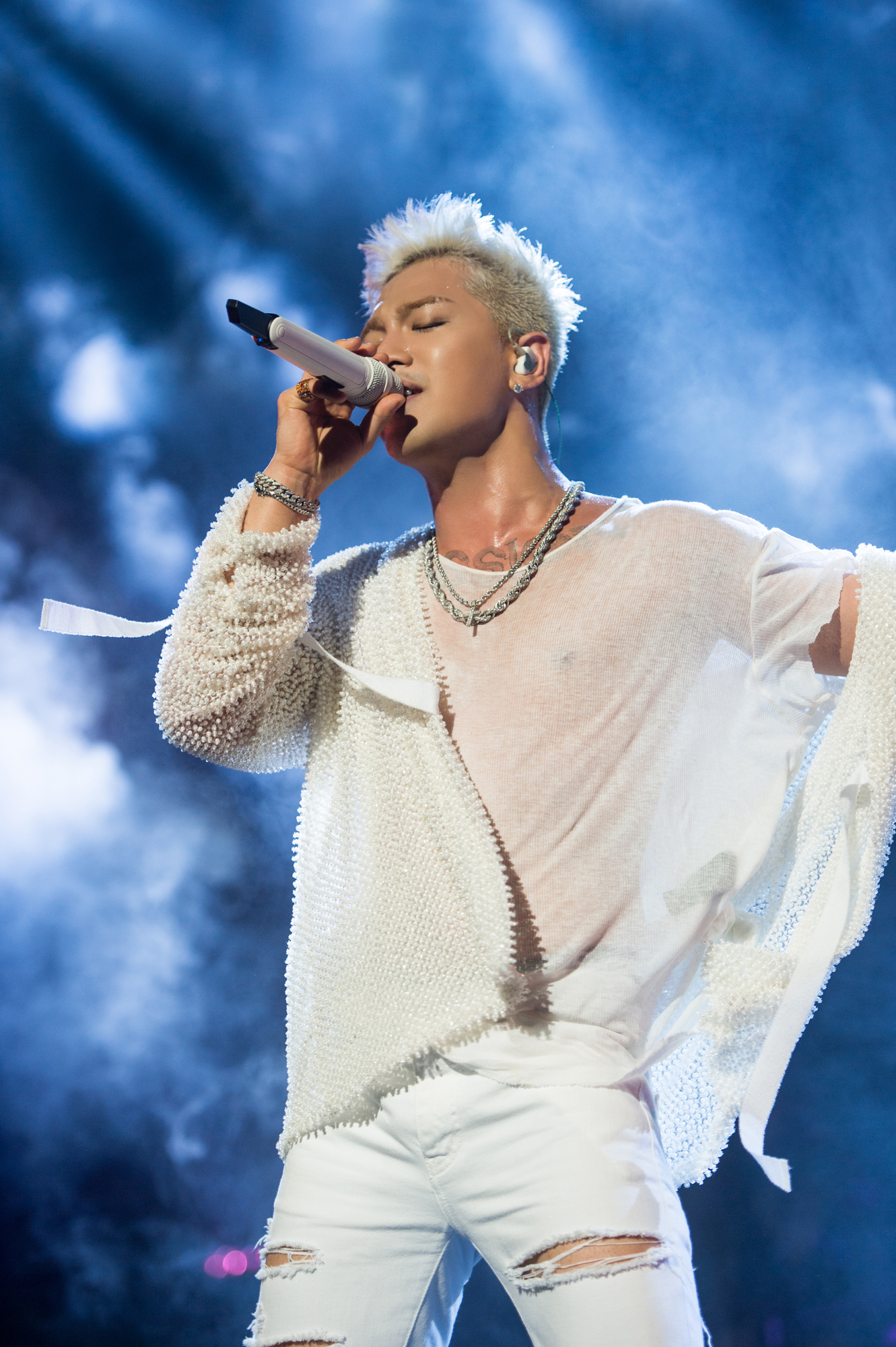 Dreamkatchers Initiative | TAEYANG: WHITE NIGHT in Los Angeles